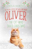 Oliver the Cat Who Saved Christmas Pdf/ePub eBook