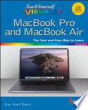"""Teach Yourself VISUALLY MacBook Pro and MacBook Air"" by Guy Hart-Davis"