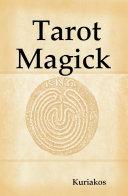 Tarot Magick Book
