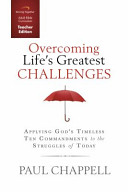 Overcoming Life s Greatest Challenges Teacher Edition