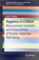 Happiness in Children