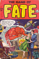 The Hand of Fate Comic Book No 11