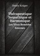 Pdf Th?rapeutique Isopathique et Harmonique Telecharger
