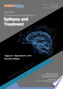 Proceedings of 3rd International Conference on Epilepsy and Treatment 2017