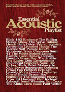 Essential Acoustic Playlist