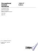 Occupational Outlook Handbook, 1996-97