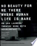 No Beauty For Me There Where Human Life Is Rare Book PDF