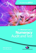 The Minimum Core for Numeracy  Audit and Test