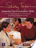 Shirley Taylor's Essential Communication Skills