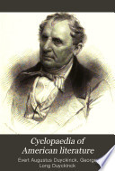 Cyclopaedia of American Literature