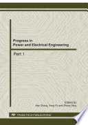Progress in Power and Electrical Engineering Book