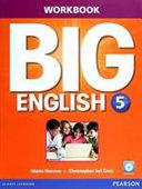 Big English 5 Workbook W AudioCD