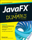 List of Javafx Dummies E-book