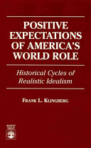 Positive Expectations Of America S World Role