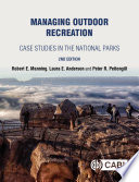 Managing Outdoor Recreation, 2nd Edition