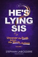 He's Lying Sis Pdf/ePub eBook