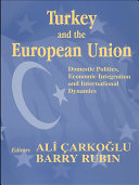 Turkey and the European Union Pdf/ePub eBook