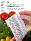 How Much Do Fruits and Vegetables Cost