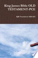 King James Bible Old Testament Pce