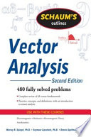 Schaum's Outline of Vector Analysis, 2ed