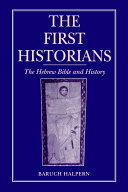 The First Historians ebook