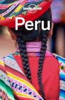 Lonely Planet Peru