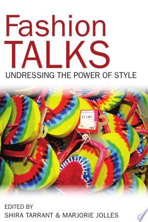 Download Fashion Talks Free Books - E-BOOK ONLINE
