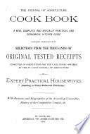 The Journal of Agriculture Cook Book Pdf/ePub eBook