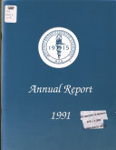 Annual Report   National Board of Medical Examiners