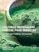 Cultured Microalgae for the Food Industry Pdf/ePub eBook