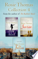 Rosie Thomas 3 Book Collection  Moon Island  Sunrise  Follies
