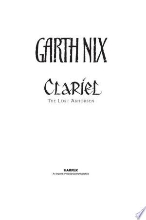 Download Clariel Free Books - Read Books
