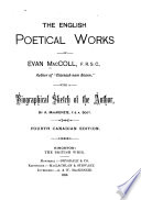 The English Poetical Works of Evan MacColl Book