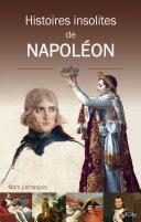 Pdf Histoires insolites de Napoléon Telecharger