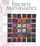 Discrete And Combinatorial Mathematics [Pdf/ePub] eBook
