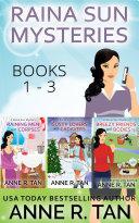 Raina Sun Mystery Boxed Set Vol 1  Books 1  3