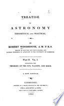 A Treatise On Astronomy Theoretical And Practical Book PDF