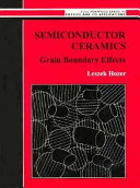 Semiconductor Ceramics Book