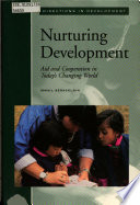 Nurturing Development  : Aid and Cooperation in Today's Changing World