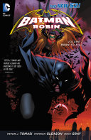 Batman   Robin Vol  1  Born to Kill  The New 52