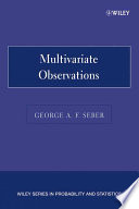 Multivariate Observations