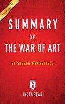 Summary of The War of Art