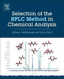 Selection of the HPLC Method in Chemical Analysis
