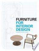 Furniture for Interior Design