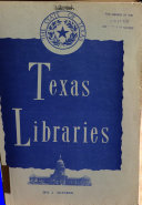 Texas Libraries