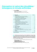 Conception et Calcul des Chaudieres: Echangeurs et Circuits Air/Fumees ebook