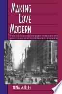 Making Love Modern Book