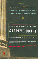 A People s History of the Supreme Court Book PDF