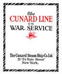The Cunard Line on War Service