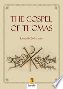 The Gospel Of Thomas Book